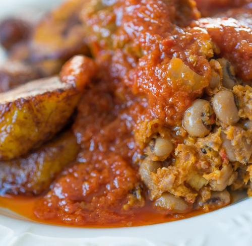 BEANS POTTAGE AND DODO